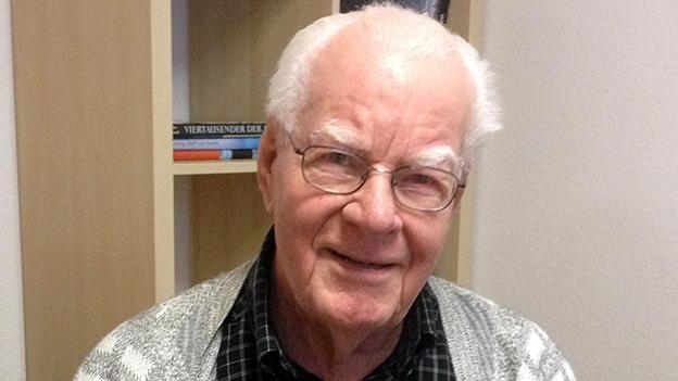Hans Reif blickt zurück auf Kindheit und Berufsjahre