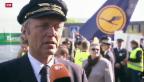 Video «Lufthansa-Piloten streiken» abspielen