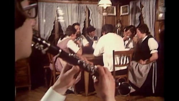 Video ««Potzmusig» Archivperlen: Kapelle Illgauergruess» abspielen