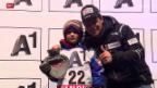 Video «Ski alpin: Vorschau auf die Männer-Abfahrt in Saalbach» abspielen