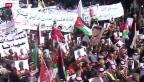 Video «Der grosse Zorn der Jordanier» abspielen
