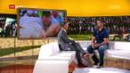 Video «Studiogast Wenger: Erster Gesprächsteil» abspielen