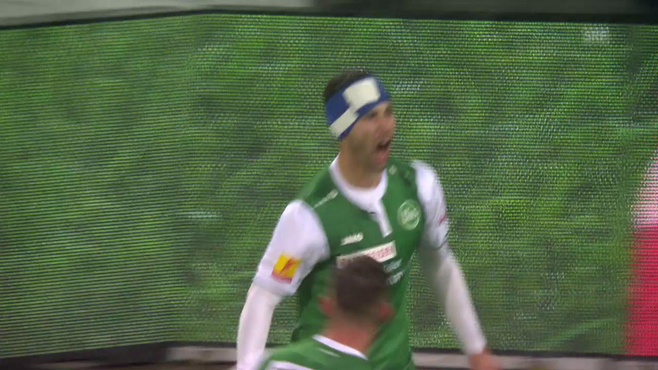 St. Gallen siegt dank Ben Khalifa