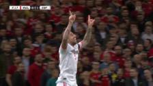 Link öffnet eine Lightbox. Video Alcacers Tore gegen Wales abspielen