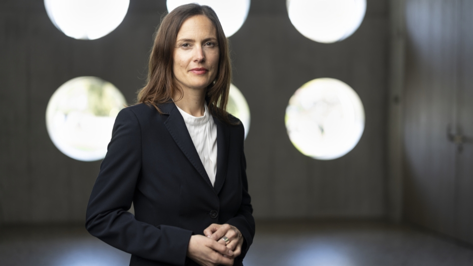 Gespräch mit Denise Tonella, neue Direktorin des Schweizerischen Nationalmuseums