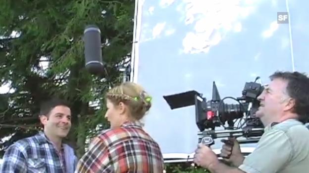 Video «Making-Of zu «Liebe und andere Unfälle»» abspielen