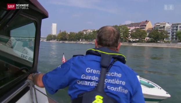 Video «Sicherheit am Hafen» abspielen