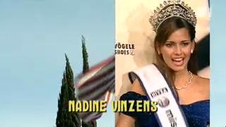 Goldenes Rüebli goes Hollywood: Nadine Vinzens