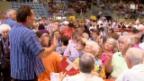 Video «Beim Schlagerfestival in Zell am See» abspielen