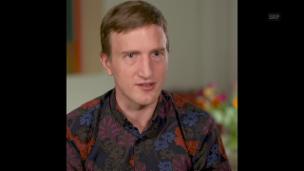 Video «Stefan Büsser: «Jeder hat seine eigene Sprache»» abspielen