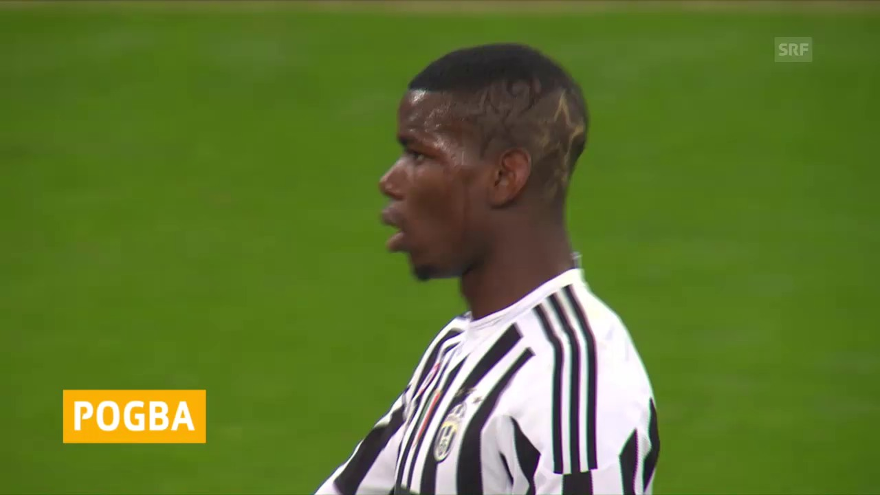 Pogba vor Rekordtransfer zu Manchester United