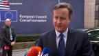 Video «EU-Gipfel in Brüssel sorgt für Zündstoff» abspielen