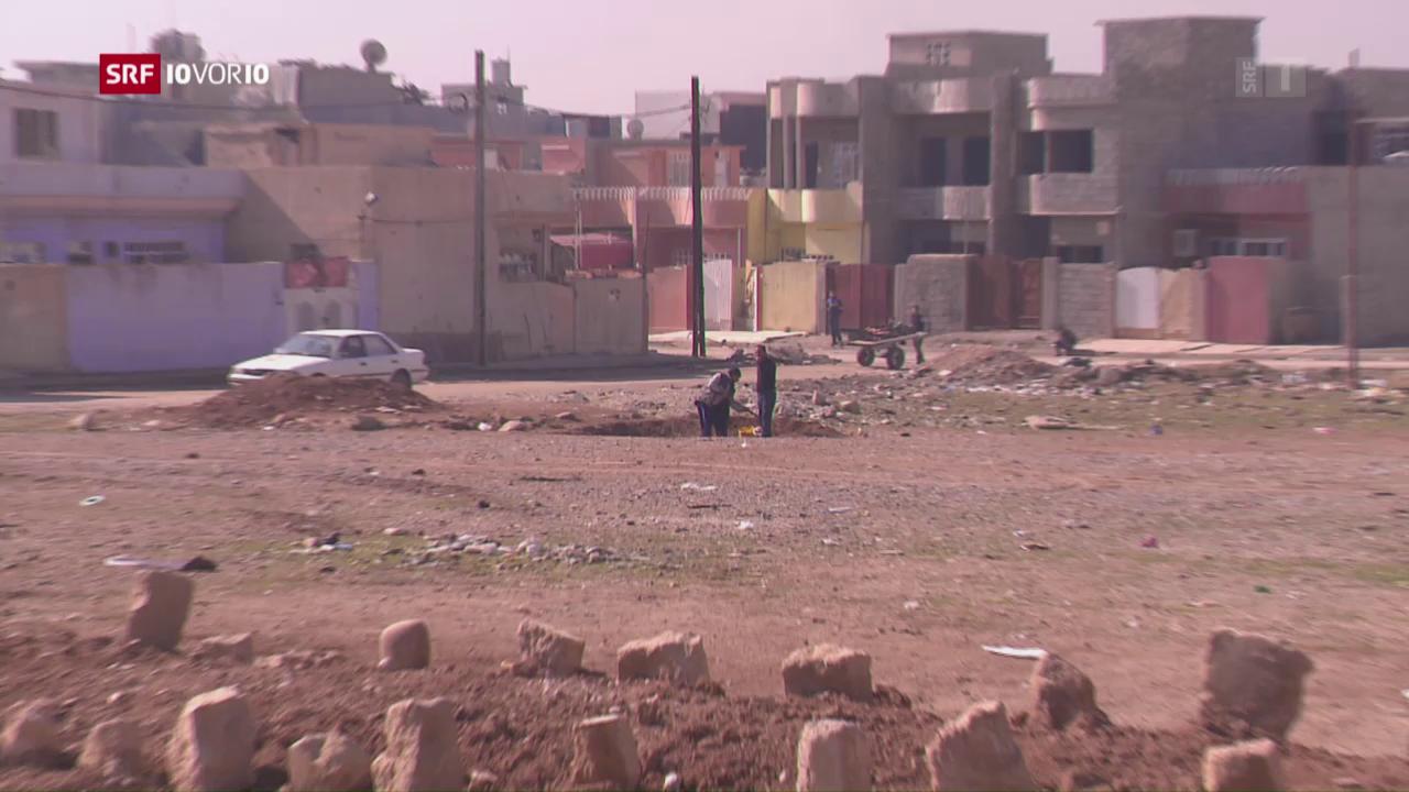 In Mossul fällt die Entscheidung um die Zukunft des Irak