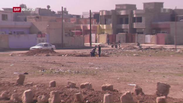 Video «In Mossul fällt die Entscheidung um die Zukunft des Irak» abspielen