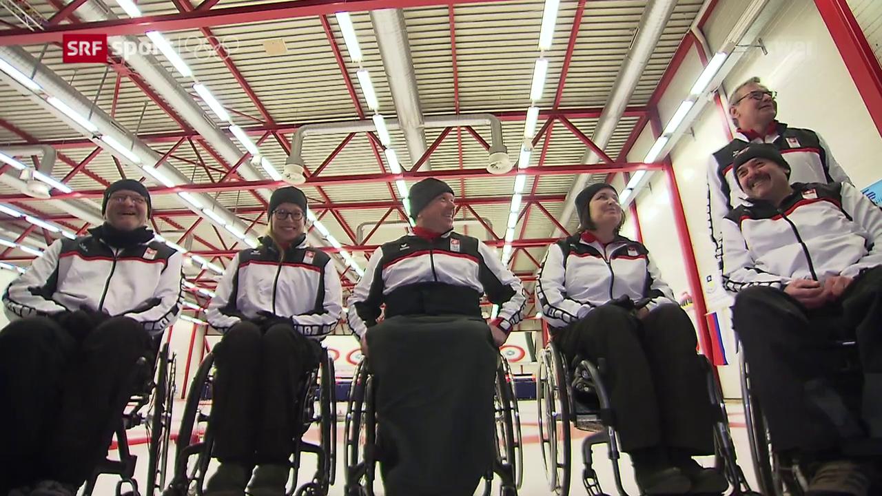 13 Schweizer Athleten an den Paralympics