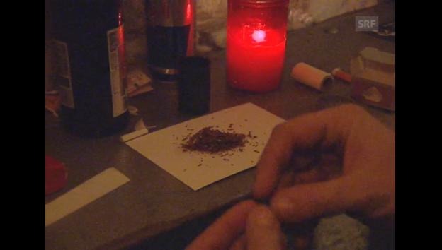 Video «Cannabis-Test» abspielen