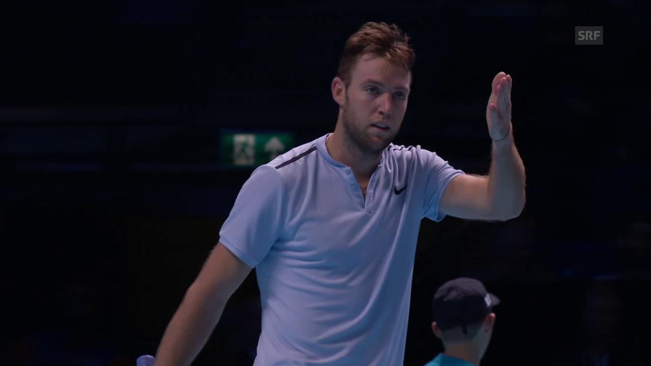Sock bezwingt Zverev und steht im Halbfinal