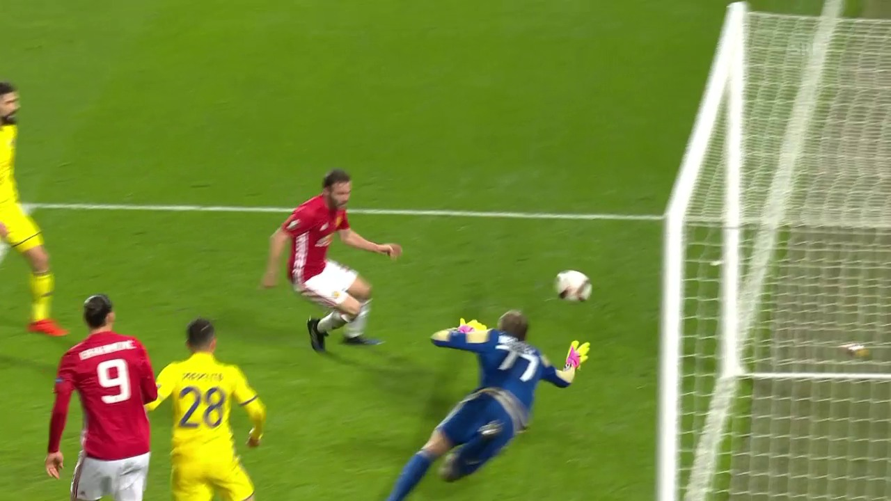 Manchester United wird Favoritenrolle gerecht