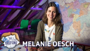 Video «Do you speak English, Melanie Oesch?» abspielen