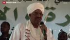Video «Haftbefehl gegen Al-Baschir» abspielen