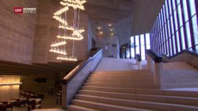 Video «Umstrittene Theater Sanierung » abspielen