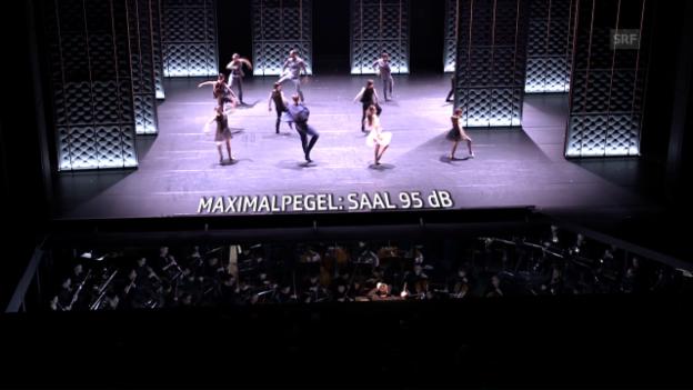 Video «Das hört das Publikum» abspielen