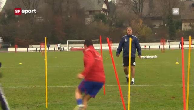 Fussball: Vorschau Basel - St. Gallen («sportaktuell»)
