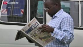 Video «Geiseldrama in Nairobi: der Tag danach» abspielen