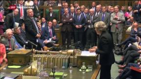 Video «Britisches Fernduell der Regierungschefinnen» abspielen