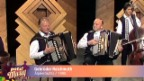 Video «Gebrüder Reichmuth 1990 mit «Älplerröschti»» abspielen