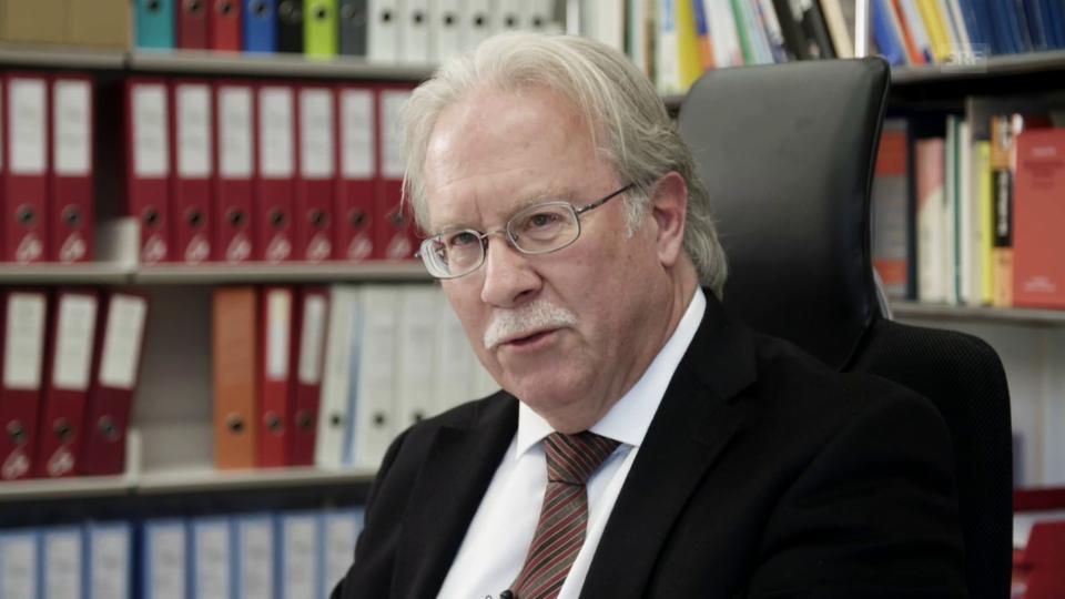 Jurist Christoph Zenger: «Wir sprechen hier über Werbung und nicht über Aufklärungsgespräche.»