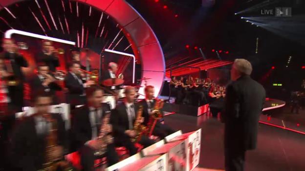 Video «Pepe Lienhard Orchester mit dem Show-Opening» abspielen
