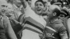 Video «Plätze 30 bis 28: Vico Torriani, Mäni Weber und Ferdi Kübler» abspielen
