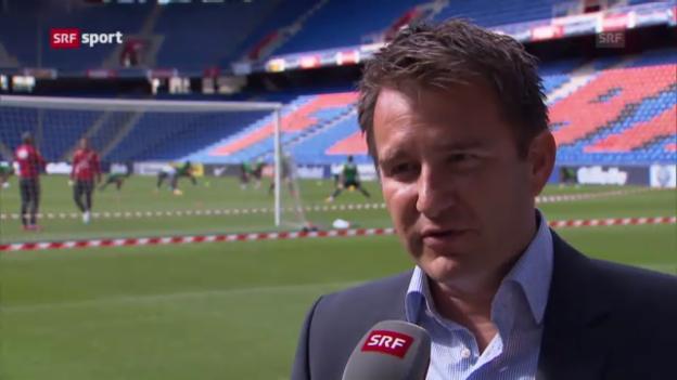Video «Fussball: Sascha Ruefer über Brasilien» abspielen