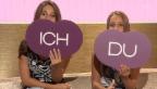 Video ««Ich oder Du»: Gesangstalent Michèle Bircher und Schwester Alicia» abspielen