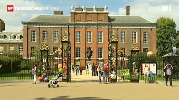 Video «Will und Kate ziehen nach London» abspielen