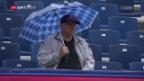 Video «Wegen Regen: Golubic und Co. werden in Gstaad nicht fertig» abspielen