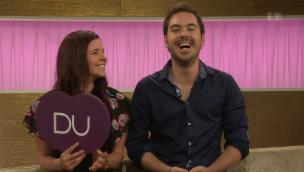 Video ««Ich oder Du» Fabio Nay und Tina Weirather» abspielen