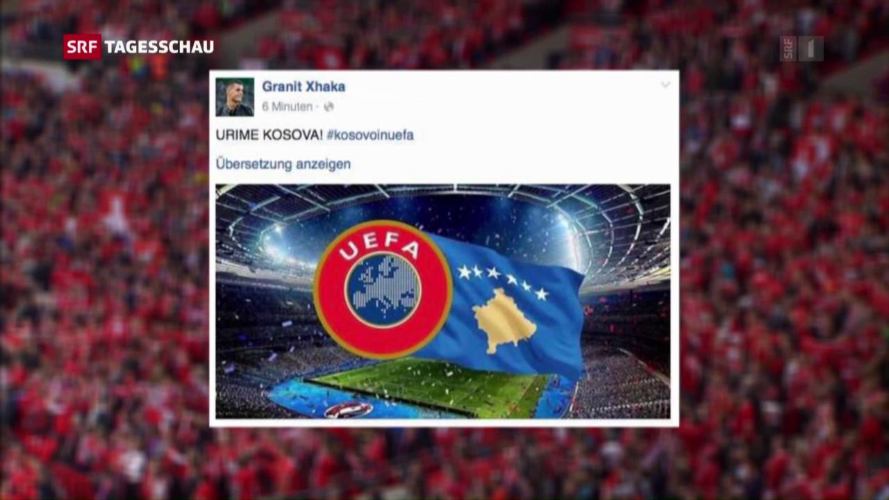 Kosovo wird zur Fussballnation