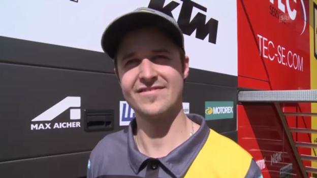 Video «Interview mit Tom Lüthi» abspielen