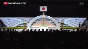 Video «Schweigen für Fukushima » abspielen