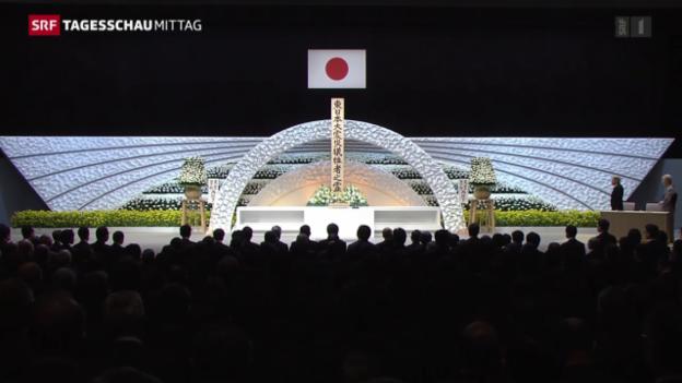 Video «Schweigen für Fukushima» abspielen
