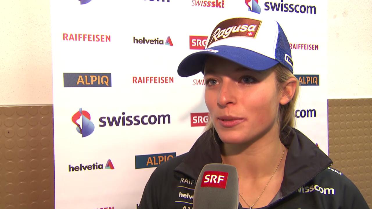 Interview mit Lara Gut
