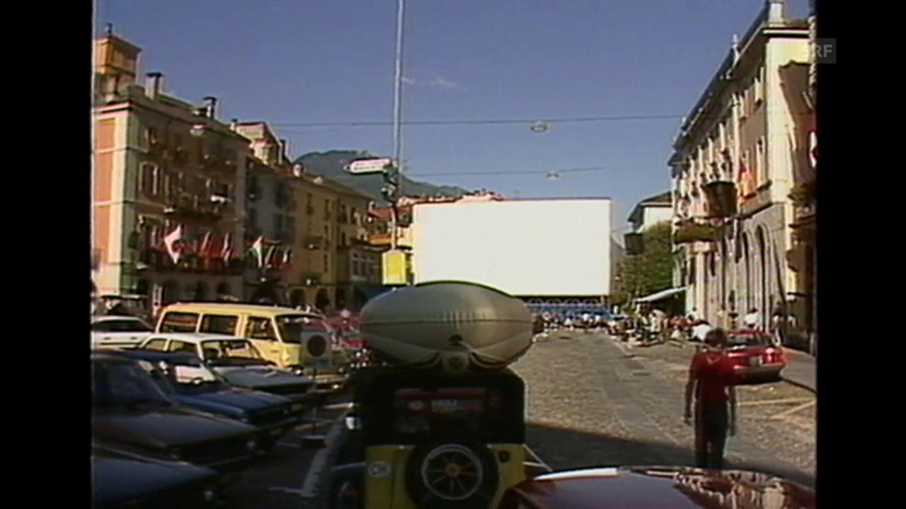 «Spielereien» (Kamera läuft, 11.8.1985)
