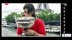 Video «Nadal und Paris: Liebe auf den 1. Blick» abspielen
