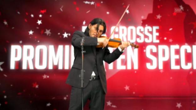 Video «Hakan Yakin im Prominenten Special» abspielen