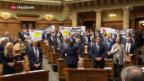 Video «25 Jahre EWR-Nein» abspielen