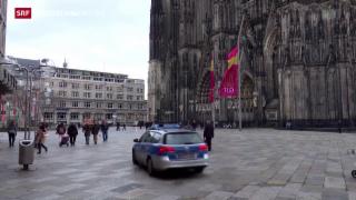 Video «Herkunft der Täter im Unklaren» abspielen