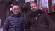 Link öffnet eine Lightbox. Video Berner Mittelland – Tag 4 – Bären Münsingen 1371, Münsingen abspielen