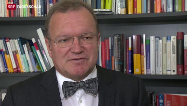 Video «Claude Longchamp zur Studie» abspielen